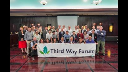 Third Way Forum the 3rd Session